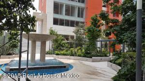 Departamento En Rentaen Cuajimalpa De Morelos, Santa Fe Cuajimalpa, Mexico, MX RAH: 18-569