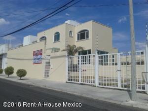 Casa En Ventaen Queretaro, Juriquilla, Mexico, MX RAH: 18-575