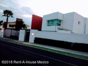 Casa En Ventaen Queretaro, Juriquilla, Mexico, MX RAH: 18-580