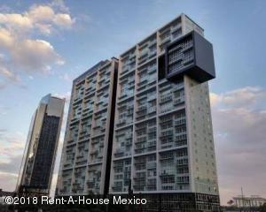 Departamento En Rentaen Alvaro Obregón, Santa Fe, Mexico, MX RAH: 18-582