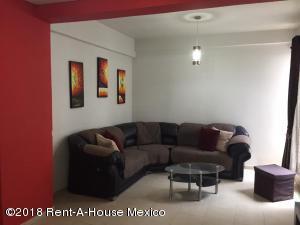 Departamento En Rentaen Miguel Hidalgo, Legaria, Mexico, MX RAH: 18-583