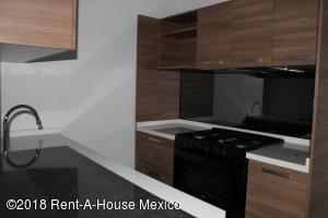 Departamento En Rentaen Alvaro Obregón, Santa Fe, Mexico, MX RAH: 18-604