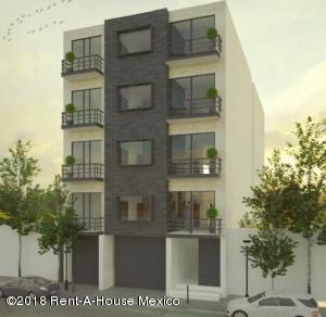 Departamento En Ventaen Benito Juárez, Narvarte Poniente, Mexico, MX RAH: 18-617