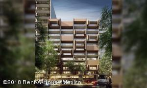 Departamento En Ventaen Miguel Hidalgo, Polanco, Mexico, MX RAH: 18-642