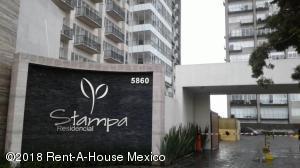 Departamento En Rentaen Cuajimalpa De Morelos, Contadero, Mexico, MX RAH: 18-658