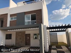 Casa En Ventaen Queretaro, El Mirador, Mexico, MX RAH: 18-679