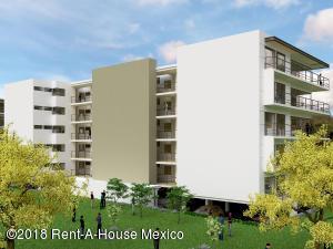 Departamento En Ventaen Queretaro, El Mirador, Mexico, MX RAH: 18-794
