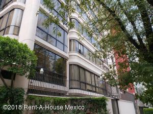 Departamento En Ventaen Miguel Hidalgo, Polanco Chapultepec, Mexico, MX RAH: 18-839