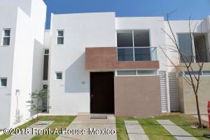 Casa En Ventaen Queretaro, Altos De Juriquilla, Mexico, MX RAH: 18-853
