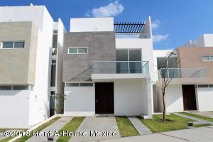 Casa En Ventaen Queretaro, Altos De Juriquilla, Mexico, MX RAH: 18-858