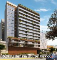Departamento En Ventaen Cuauhtémoc, Hipodromo Condesa, Mexico, MX RAH: 18-892