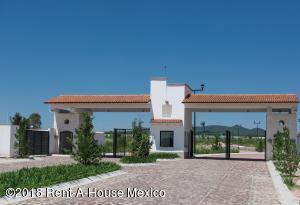 Terreno En Ventaen Queretaro, Cimatario, Mexico, MX RAH: 18-927