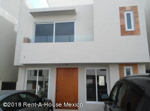 Casa En Rentaen Queretaro, Cumbres Del Lago, Mexico, MX RAH: 18-943