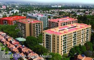 Departamento En Rentaen Tlalpan, Fuentes De Tepepan, Mexico, MX RAH: 18-962