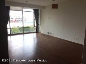 Departamento En Rentaen Huixquilucan, Jesus Del Monte, Mexico, MX RAH: 18-972