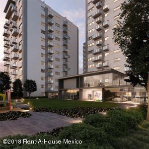 Departamento En Rentaen Miguel Hidalgo, Anahuac, Mexico, MX RAH: 18-996