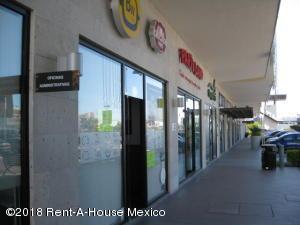 Local Comercial En Rentaen Queretaro, Juriquilla, Mexico, MX RAH: 18-1005