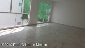 Departamento En Rentaen Naucalpan De Juarez, Lomas De Tecamachalco, Mexico, MX RAH: 19-65