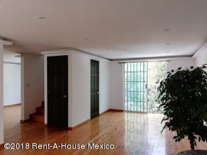 Departamento En Rentaen Miguel Hidalgo, Polanco, Mexico, MX RAH: 19-180