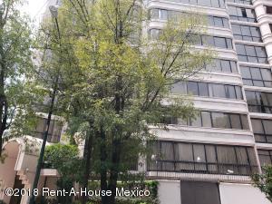 Departamento En Ventaen Miguel Hidalgo, Polanco Chapultepec, Mexico, MX RAH: 19-234