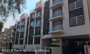 Departamento En Ventaen Alvaro Obregón, Telelpan, Mexico, MX RAH: 19-237