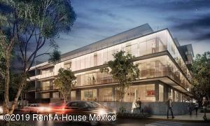 Departamento En Ventaen Miguel Hidalgo, Polanco, Mexico, MX RAH: 19-274