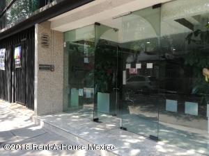 Oficina En Rentaen Miguel Hidalgo, Anzures, Mexico, MX RAH: 19-279