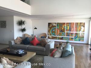 Departamento En Ventaen Huixquilucan, Bosque Real, Mexico, MX RAH: 19-420