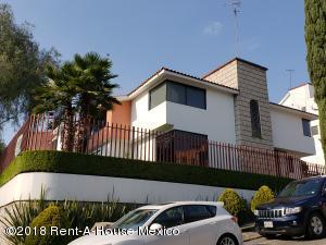 Casa En Ventaen Atizapan De Zaragoza, Club De Golf Chiluca, Mexico, MX RAH: 19-458