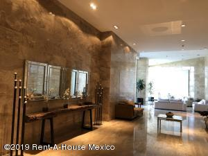 Departamento En Rentaen Miguel Hidalgo, Ampliacion Granada, Mexico, MX RAH: 19-548