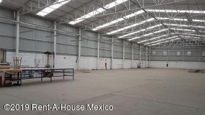 Bodega En Ventaen Cuautitlan Izcalli, Bellavista, Mexico, MX RAH: 19-552