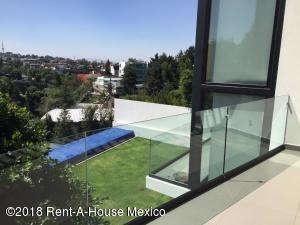 Casa En Rentaen Miguel Hidalgo, Lomas Atlas, Mexico, MX RAH: 19-558