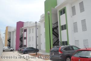 Departamento En Ventaen Queretaro, San Pablo, Mexico, MX RAH: 19-581