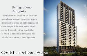 Departamento En Ventaen El Marques, Piamonte, Mexico, MX RAH: 19-639