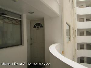 Departamento En Rentaen Miguel Hidalgo, Polanco, Mexico, MX RAH: 19-691