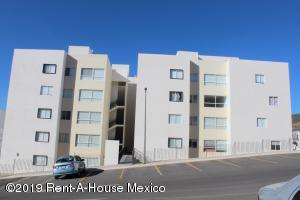 Departamento En Rentaen Queretaro, Privalia Ambienta, Mexico, MX RAH: 19-709