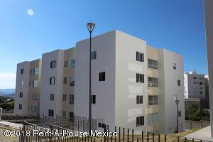 Departamento En Rentaen Queretaro, Privalia Ambienta, Mexico, MX RAH: 19-711