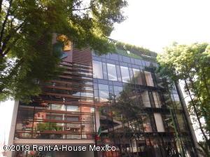Oficina En Rentaen Cuauhtémoc, San Rafael, Mexico, MX RAH: 19-715