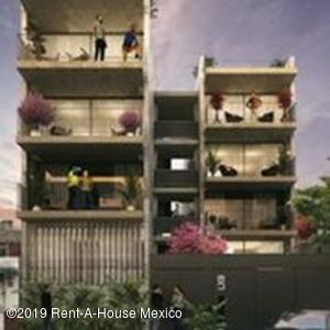 Departamento En Ventaen Miguel Hidalgo, Anahuac, Mexico, MX RAH: 19-714