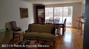 Departamento En Ventaen Miguel Hidalgo, Polanco, Mexico, MX RAH: 19-717