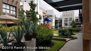 Departamento En Rentaen Alvaro Obregón, Las Aguilas, Mexico, MX RAH: 19-739