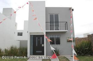 Casa En Ventaen Queretaro, Santa Maria Magdalena, Mexico, MX RAH: 19-748
