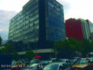 Edificio En Rentaen Cuauhtémoc, Cuauhtemoc, Mexico, MX RAH: 19-766