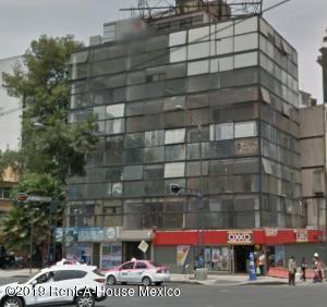 Edificio En Rentaen Cuauhtémoc, Cuauhtemoc, Mexico, MX RAH: 19-783