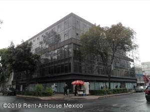 Edificio En Rentaen Cuauhtémoc, Cuauhtemoc, Mexico, MX RAH: 19-792