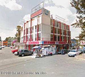 Edificio En Rentaen Iztacalco, Granjas Mexico, Mexico, MX RAH: 19-798