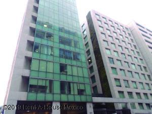Edificio En Rentaen Cuauhtémoc, Cuauhtemoc, Mexico, MX RAH: 19-812