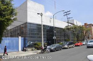 Edificio En Rentaen Benito Juárez, Narvarte, Mexico, MX RAH: 19-813