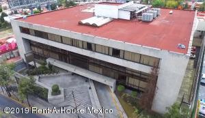 Edificio En Rentaen Alvaro Obregón, San Angel, Mexico, MX RAH: 19-817