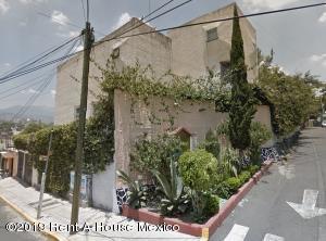 Edificio En Ventaen Tlalpan, Fuentes De Tepepan, Mexico, MX RAH: 19-819
